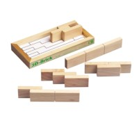 3D-Brick | 3D-Brick stenen