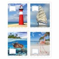 Schriften - Aan de kust | Heutink | Liniatuur commerciaal 4 x 7,5 mm | 25 stuks