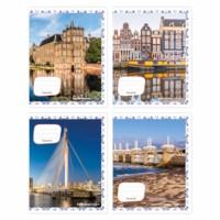 Schriften - Hollands glorie | Heutink | Liniatuur commerciaal 4 x 7,5 mm | 25 stuks
