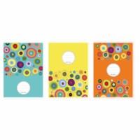 Schrift - gekleurd | Heutink | A4 | Liniatuur ruit 10 mm | Per stuk