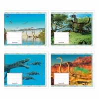 Schriften - Dino's | Heutink | 2/3 - midiSchriften | Liniatuur 6-3-6 mm | 25 stuks