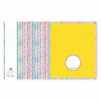 Schriften - Project | Heutink | 16,5 x 21 cm | Liniatuur 6-3-6 mm | 25 stuks