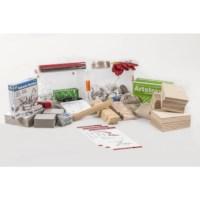 Bouwpakkettensets | Heutink | 425 werkstukken