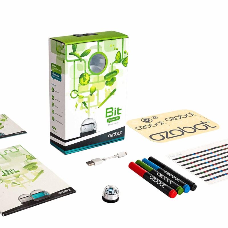 Ozobot Bit 2.0   Starterspakket   Wit