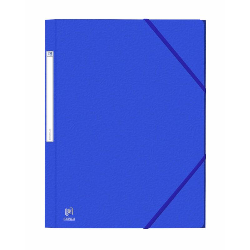 Elastomap | Elba top file | A4 | Blauw