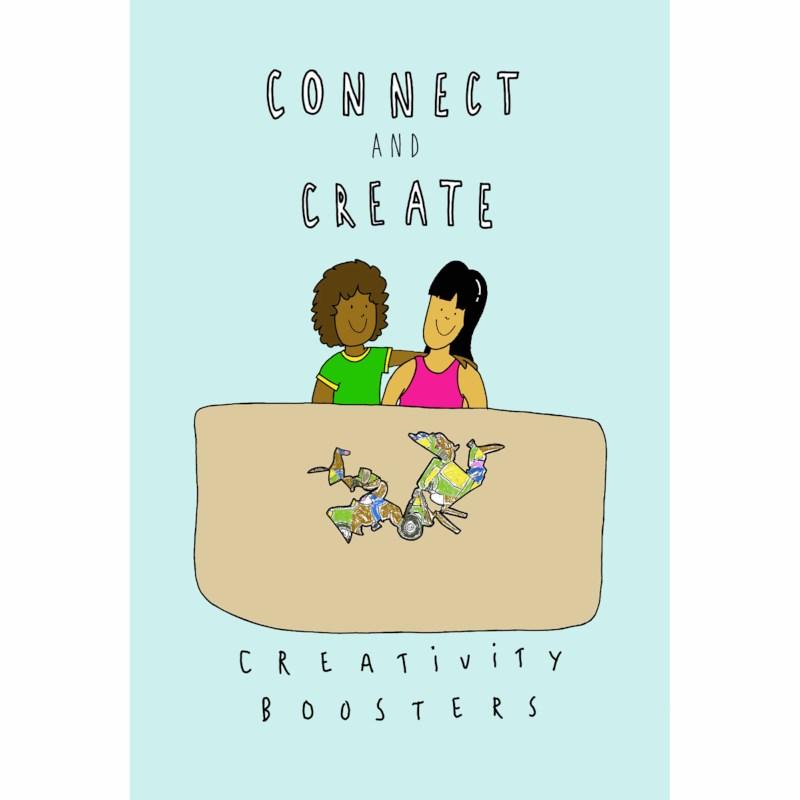 Connect & Create   40 Creatieve opdrachtkaarten