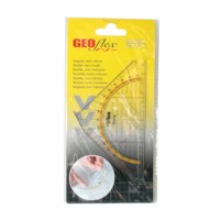 Geodriehoek   Flexibel   Dikte 1,6 mm