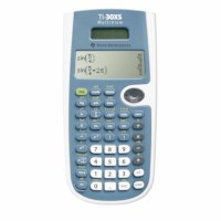 Rekenmachine | TI-30 XB Solar | Texas Instruments