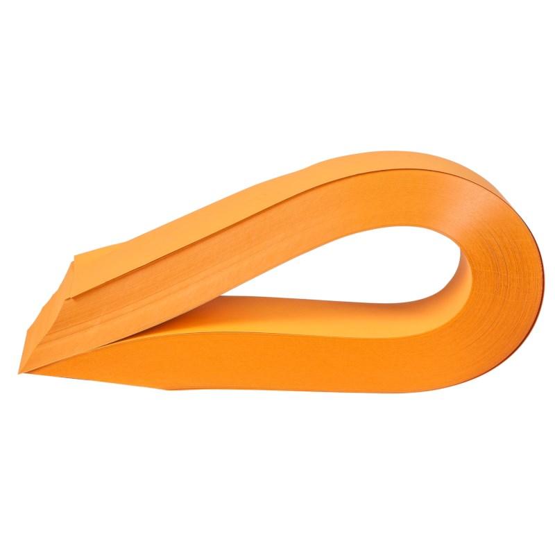 Hoofdstroken oranje | 130 grams | Formaat: 70 x 7 cm