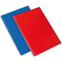 Plakboek | Heutink | Blauw