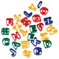 Boetseervormen | Alfabet | Plastic |  26 letters