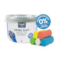 Klei | Creall mini-silky soft | Assorti | 1100 gram