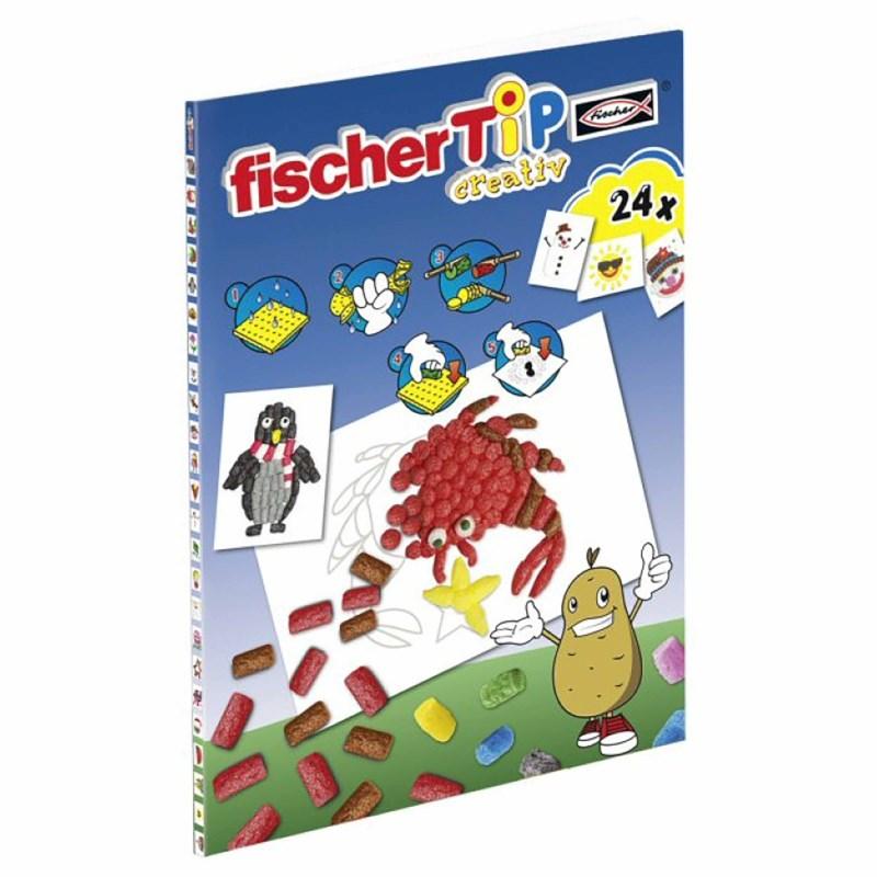 Speelmais | Fischer TiP | Knutselvoorbeeldenboek