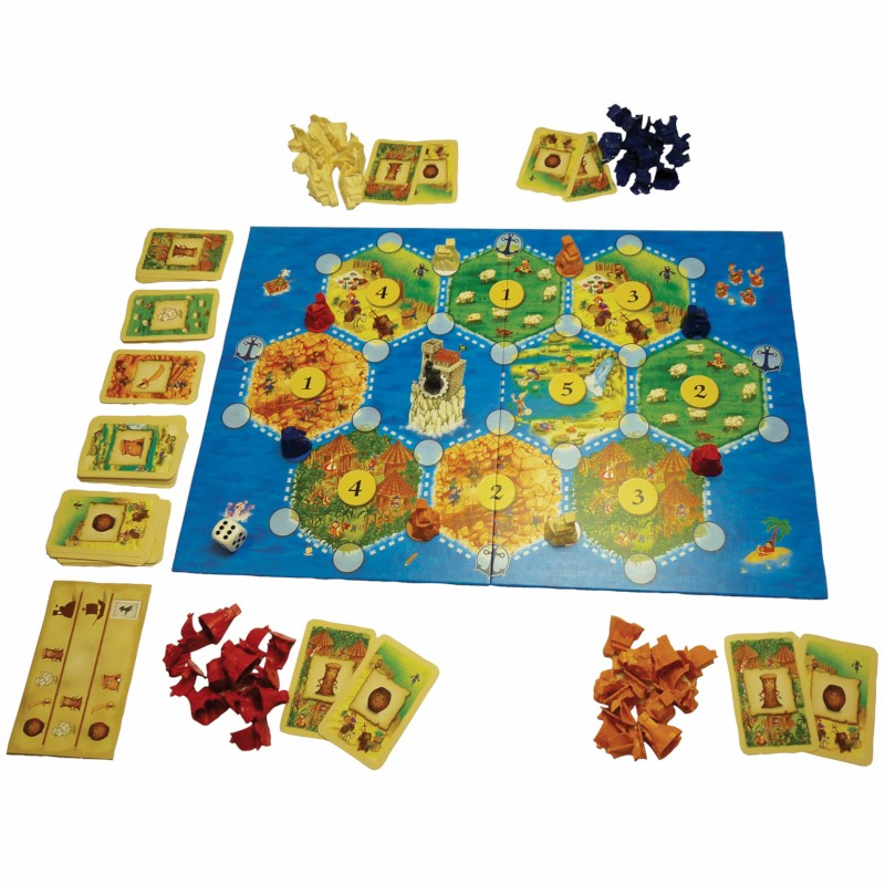 Kolonisten van Catan junior | 999 Games