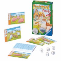 Animal party spel