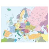 Landkaartpuzzels | Europa
