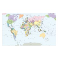 Landkaartpuzzels | Wereld