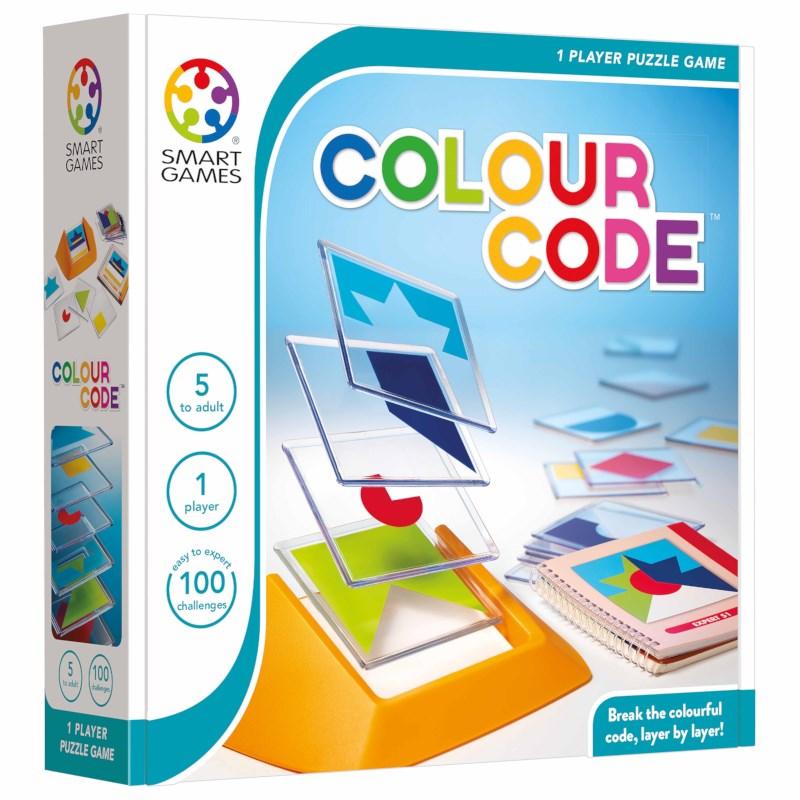 Colour code | Smartgames