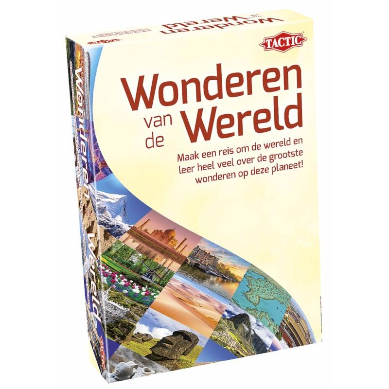Kaartspel Wonderen van de wereld