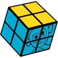 Rubiks kubus Junior