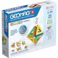 Geomag Super Color | Recycled | 35 onderdelen