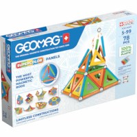 Geomag Super Color | Recycled | 78 onderdelen