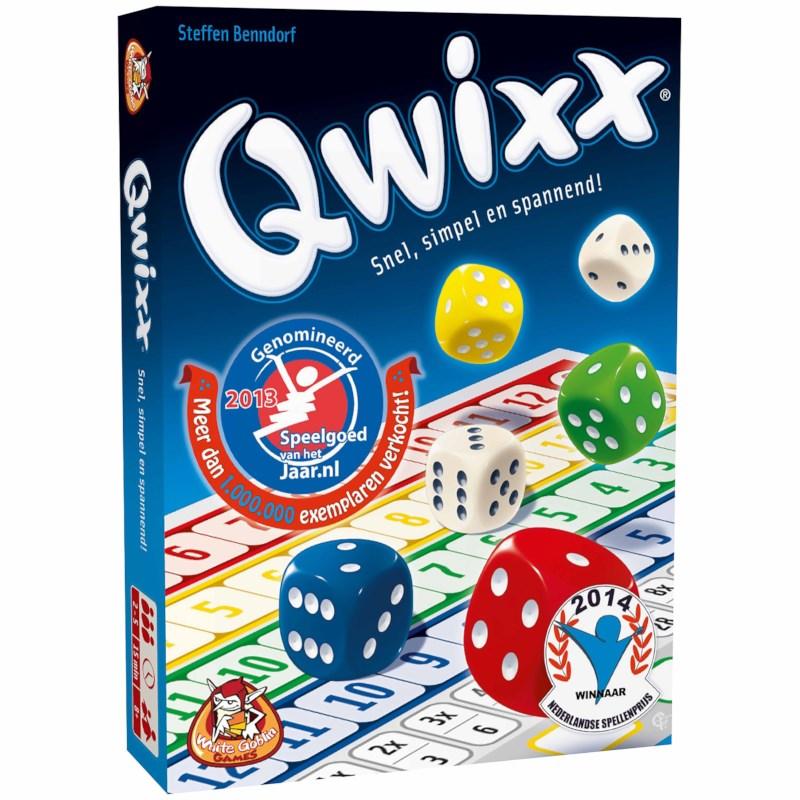 Qwixx | Dobbelspel