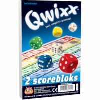Qwixx | Uitbreiding | 2 Scorebloks