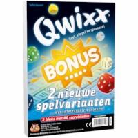 Qwixx Bonus | Uitbreiding | 2 Scorebloks