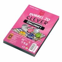 Scoreblok Dobbel zo Clever Challenge | 999 games