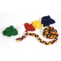 Cascade chenille draad | 10 meter | Assorti 5 kleuren