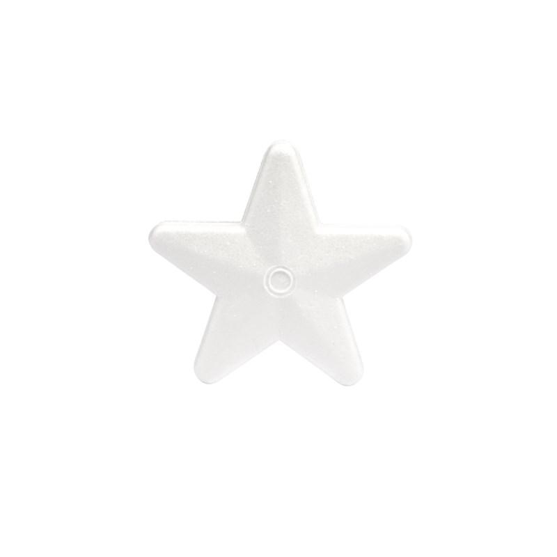 Tempex | Ster | 10 cm, per 5