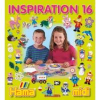 Strijkkralen voorbeeldenboek | Hama | Deel 16