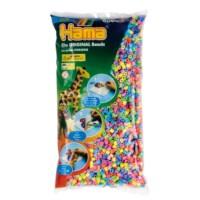 Strijkkralen | Hama | Assorti pastel | 6000 stuks