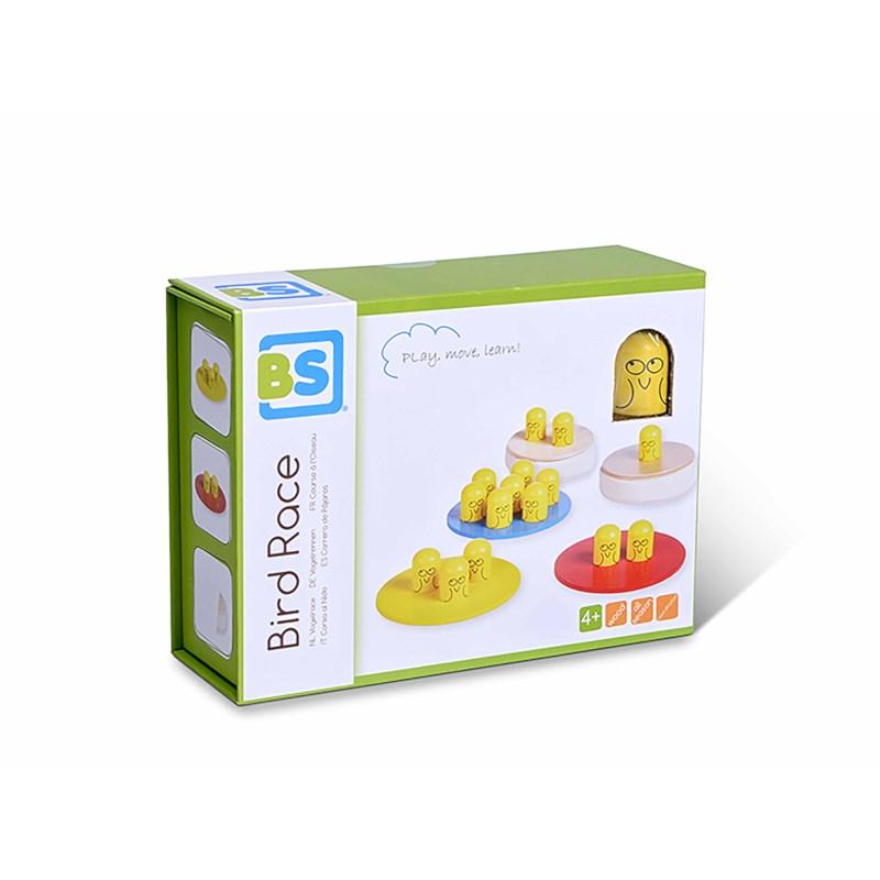Vogelrennen spel | BS Toys