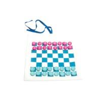 Reisspel Dammen/Schaken & Boter kaas en eieren | BS Toys