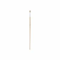 Lyonse penseel lang nr. 6 set van 12 stuks | platte bus 8 mm | Heutink