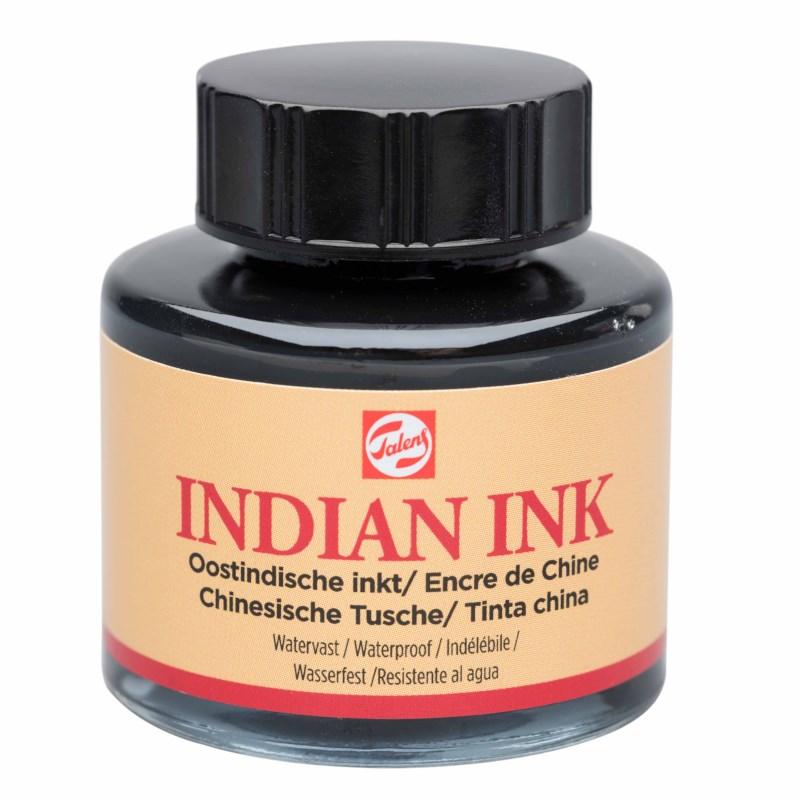 Oostindische inkt | Flacon à 30 ml
