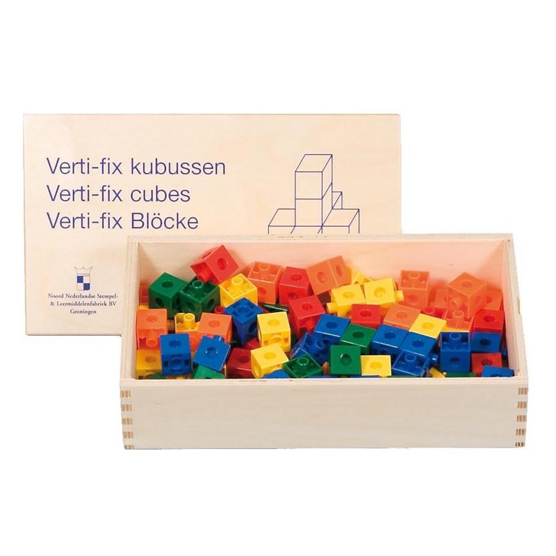 Verti-fix kubussen