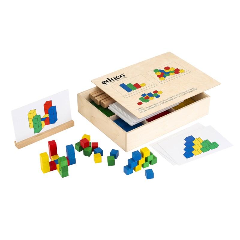 Verti-blocs | Kist A | Educo