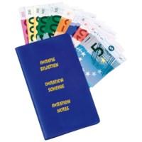 Euro imitatie biljetten | Assorti à 40 in portefeuille