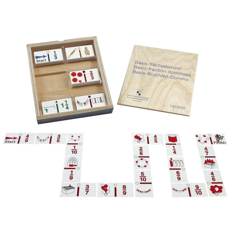 Basis - fractie - domino