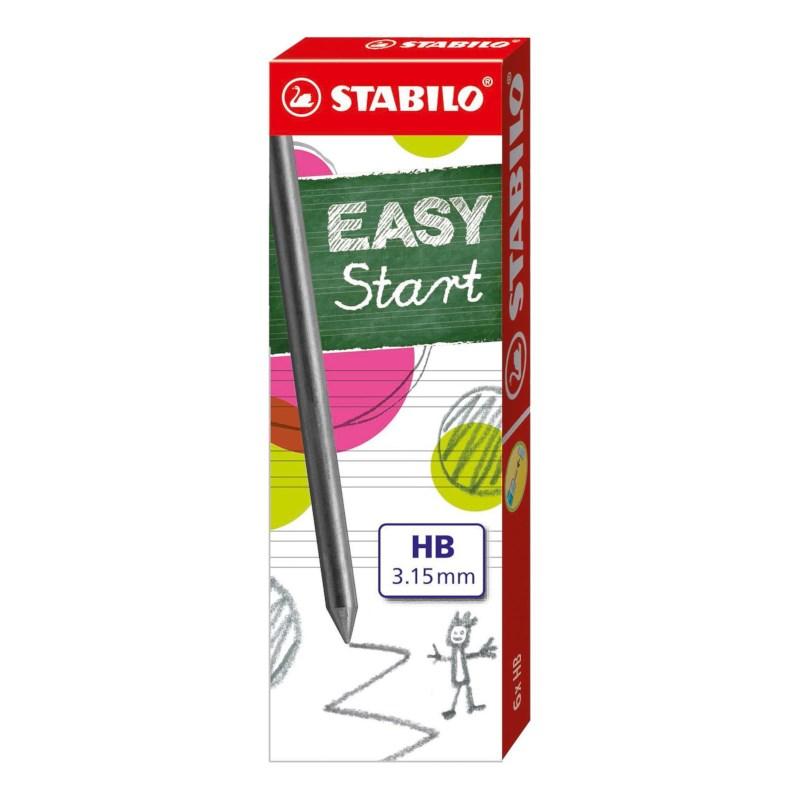Vulpotlood   STABILO Easy ergo   Potloodstiften