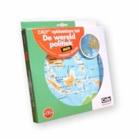 Wereldbol | Opblaasbaar | Ø 50 cm
