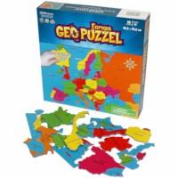 GeoPuzzel Europa | 58 stukken