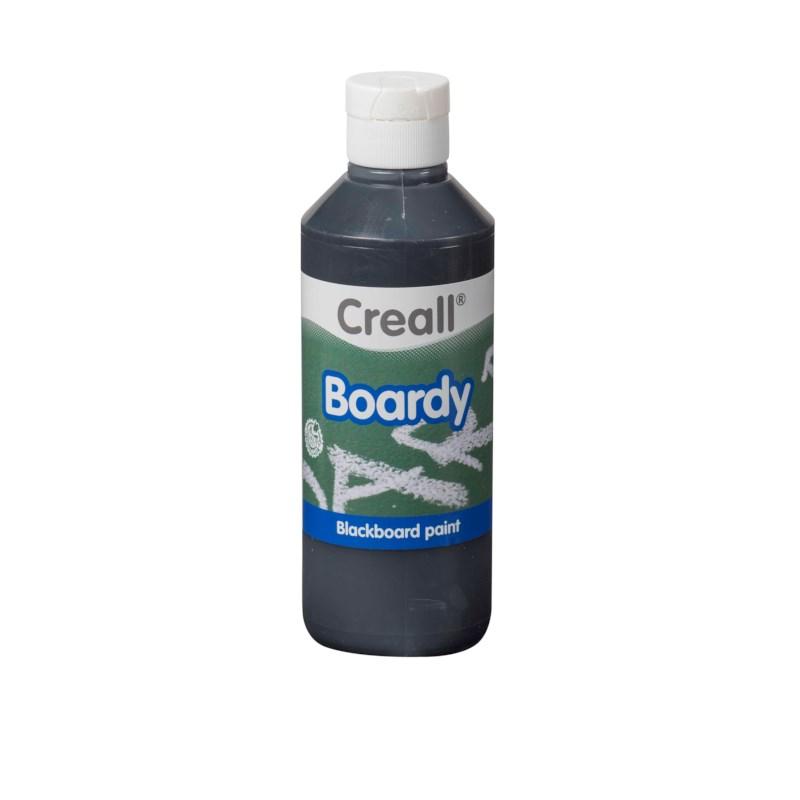 Schoolbordverf | Creall Boardy | Zwart