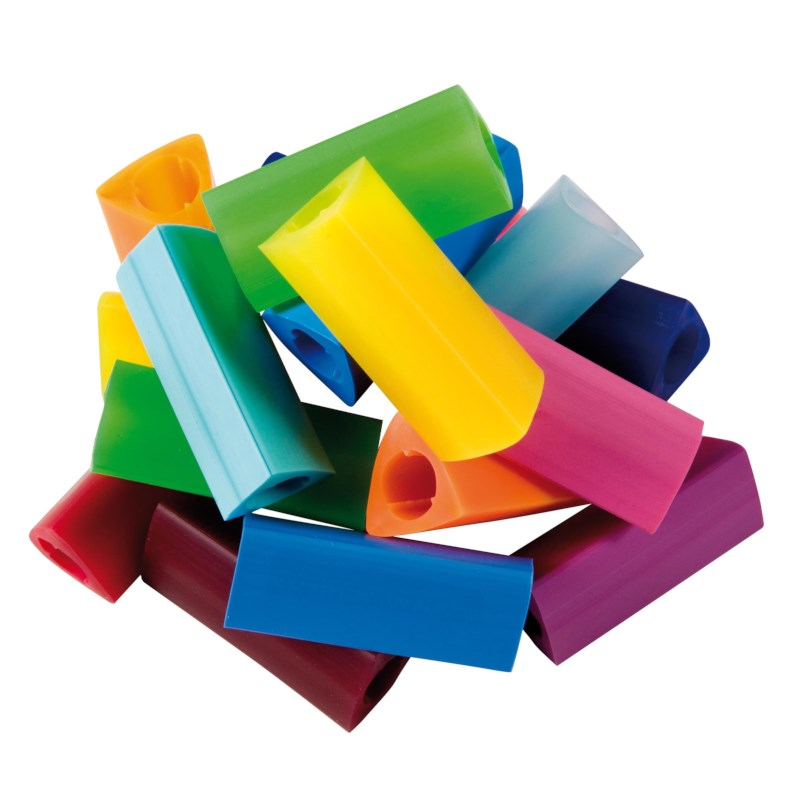 Vingergrip driekantig   Klein 25 stuks