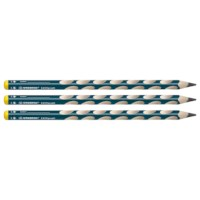Grafietpotloden | Stabilo | Linkshandig | Doos à 6 stuks
