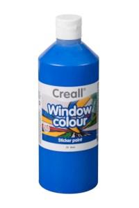 Stickerverf   Creall   Blauw