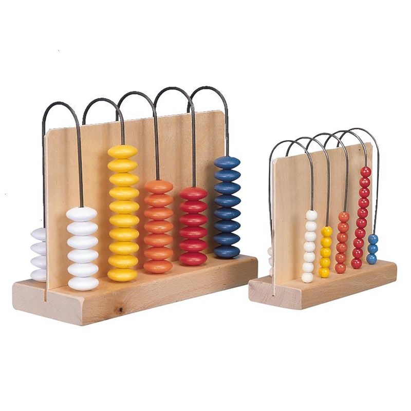 Abacus groot | 50 kralen
